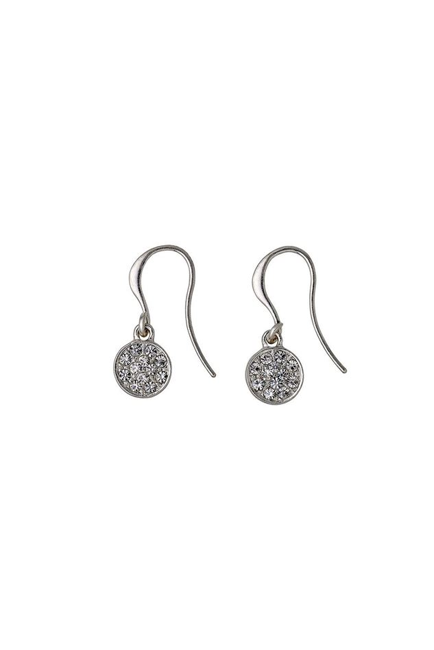 Picture of Pilgrim Grace Silver Plated Dangle Earrings