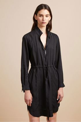 Picture of French Connection Sunny Toggle Shirt Dress