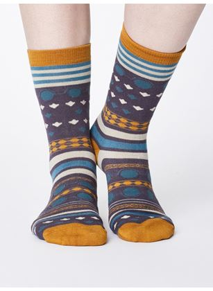 Picture of Thought Panvy Bamboo Socks