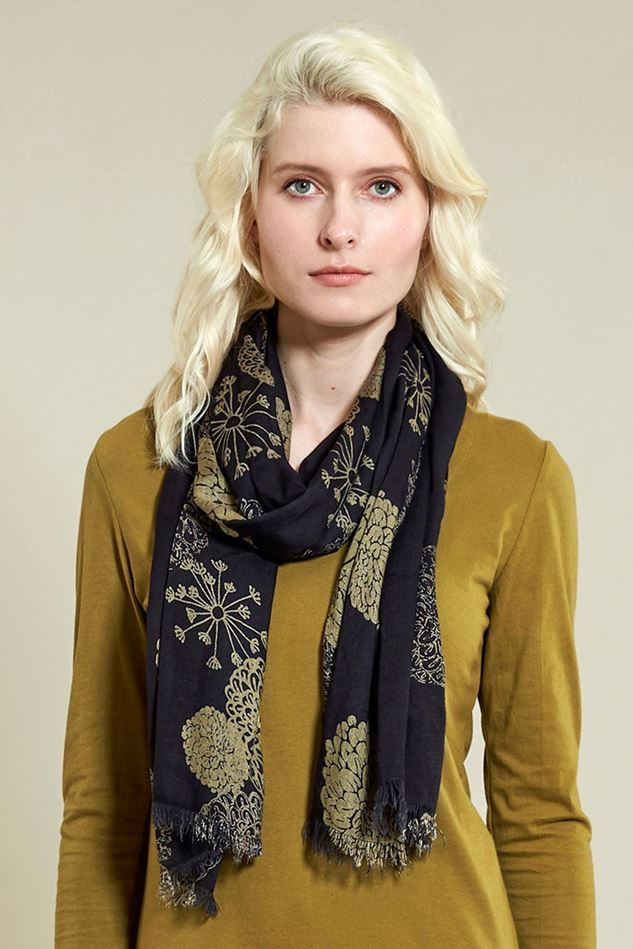 Picture of Nomads Printed Viscose Scarf