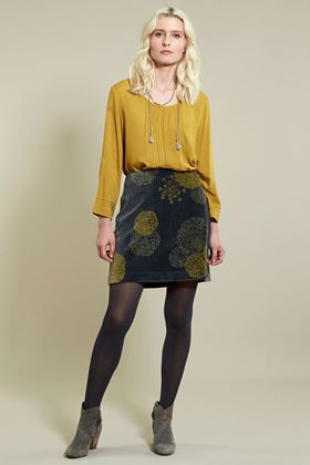 Picture of Nomads Bloom Mini Skirt
