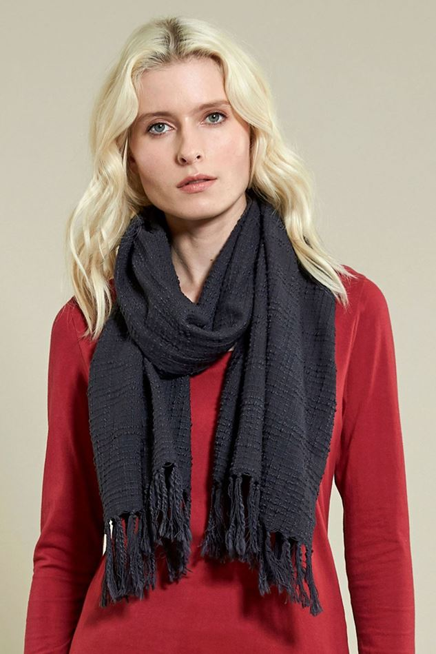 Picture of Nomads Plain Textured Scarf