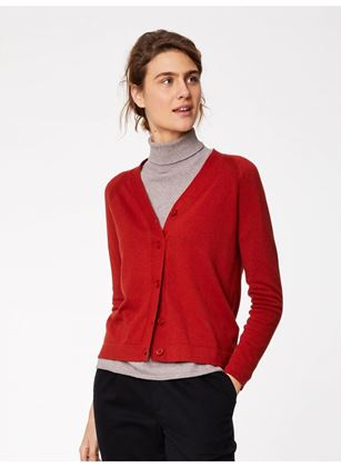 Picture of Thought Irene Organic Cotton Wool Cardigan