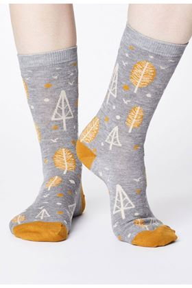 Picture of Thought Erskie Bamboo Socks