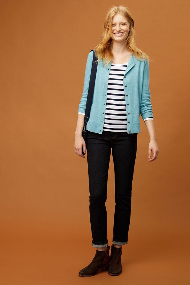 Picture of White Stuff Urban Button Cardi