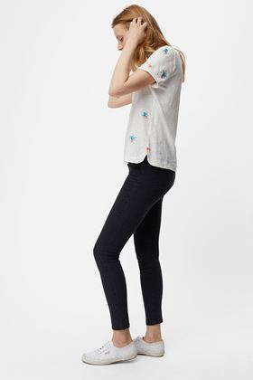 Picture of White Stuff Charcoal Hazel Jegging Jean