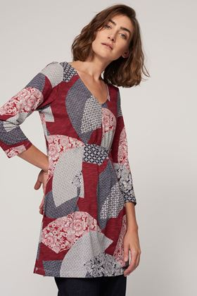 Picture of White Stuff Sky Lark Jersey Tunic