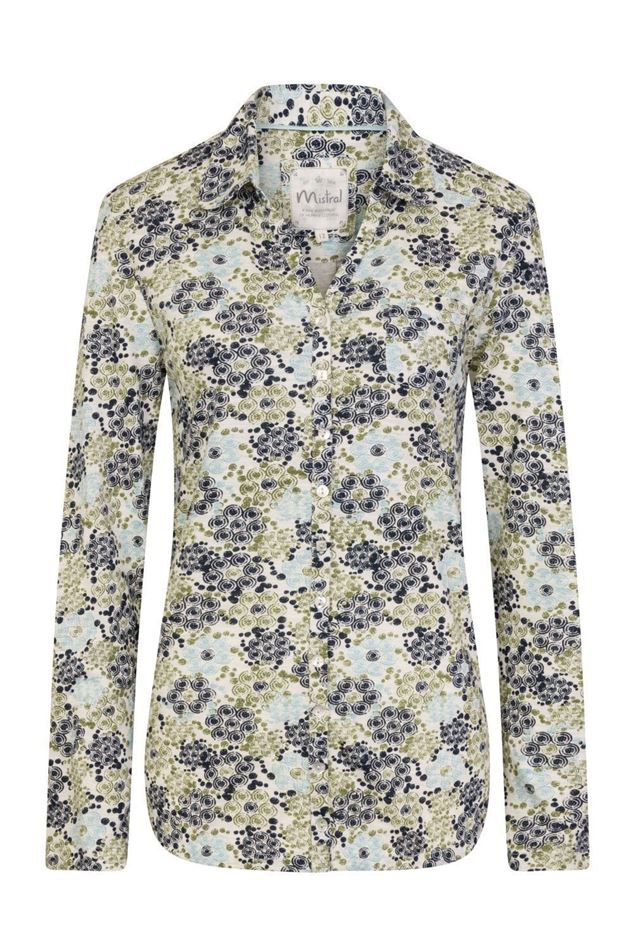 Picture of Mistral Small Crop Circles Shirt
