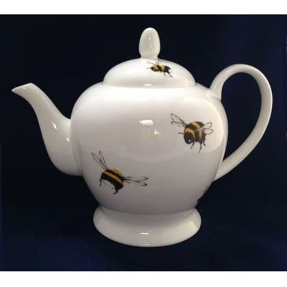 Picture of Elspeth Gardner Bumble Bee 2 Cup Teapot