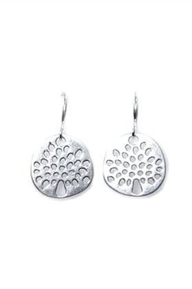 Picture of Envy Mulberry Tree Disc Earrings