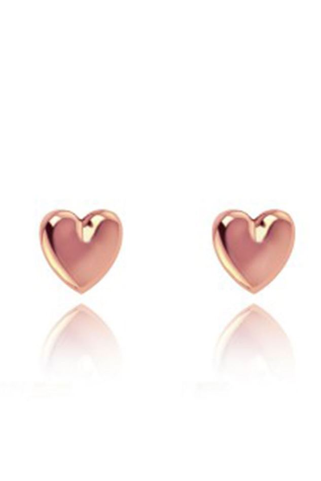Picture of Joma Jewellery Rose Gold Lila Earrings