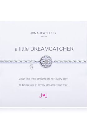 Picture of Joma Jewellery a little Dreamcatcher Bracelet
