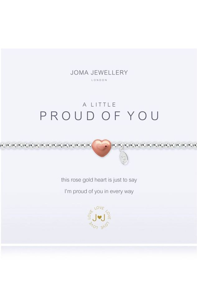 Picture of Joma Jewellery a little Proud of You Bracelet