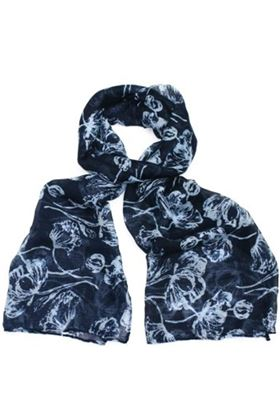 Picture of Poppy Floral Scarf