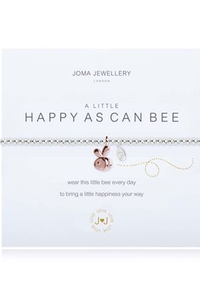 Picture of Joma Jewellery a little Happy as Can Bee Bracelet