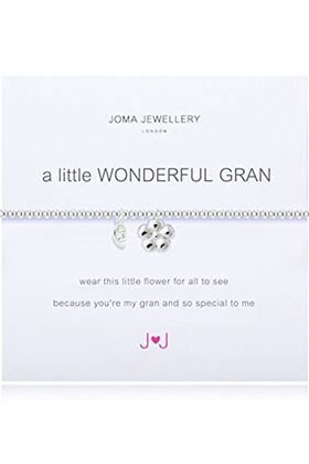 Picture of Joma Jewellery a little WONDERFUL GRAN bracelet