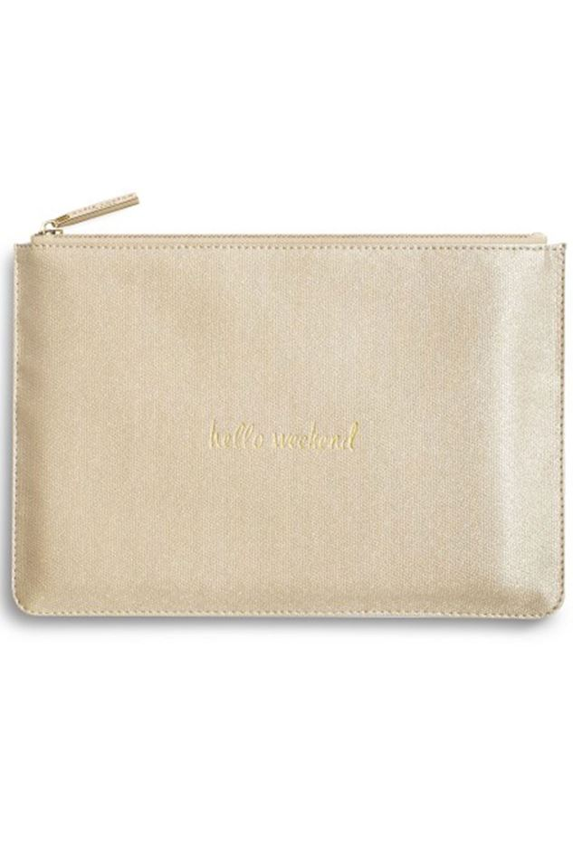 Picture of Katie Loxton 'Hello Weekend' Perfect Pouch