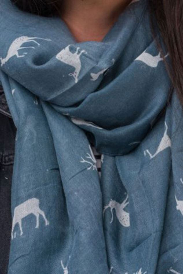 Picture of F&J Collection Fawn Scarf