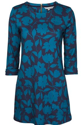 Picture of Lily & Me Marl Floral Banwell Tunic