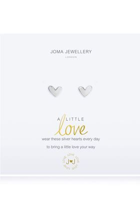 Picture of Joma Jewellery a little Love Earrings