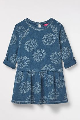 Picture of White Stuff Kids Fleur Floral Jersey Dress