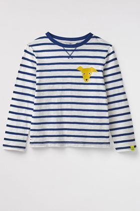 Picture of White Stuff Kids Rover Stripe Tee