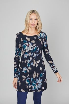 Picture of Lily & Me Angela Winter Magnolia Tunic