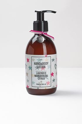 Picture of White Stuff Lavender Mandarin Hand & Body Lotion