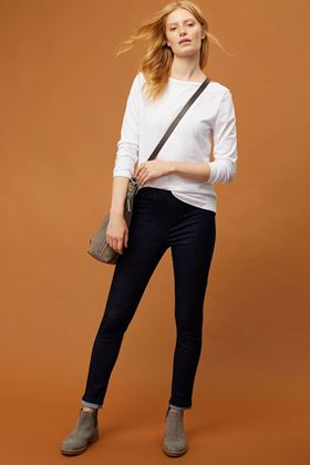 Picture of White Stuff Dark Denim Hazel Jegging Jean