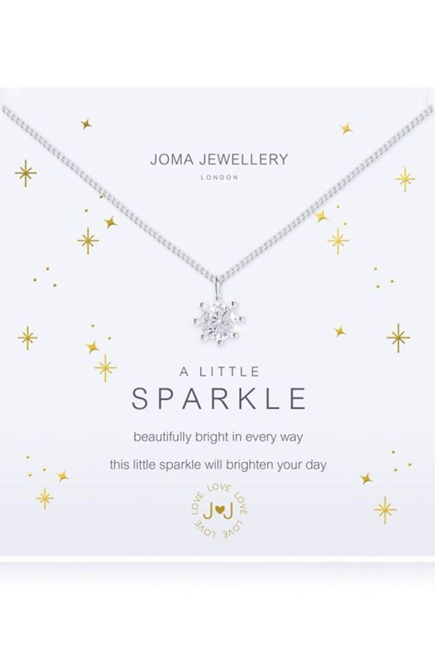Picture of Joma Jewellery a little Sparkle Necklcace