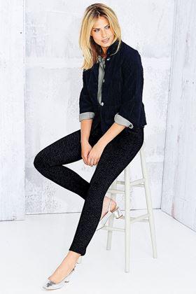 Picture of Adini Todi Spot Louisa Stretch Trousers