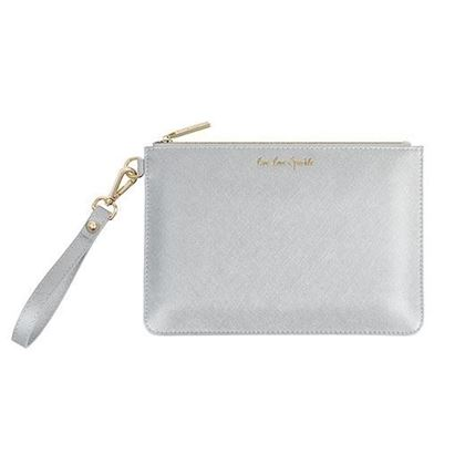 Picture of Katie Loxton  Live, Love, Sparkle Secret Message Pouch