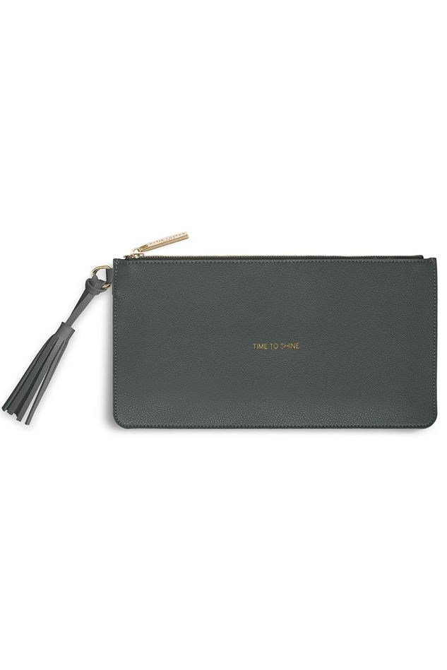 Picture of Katie Loxton Florrie Tassel Pouch - Time To Shine
