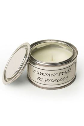 Picture of Pintail Summer Fruit and Prosecco Filled Tin Candle