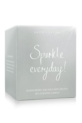 Picture of Katie Loxton 'Sparkle Everyday' Metallic Candle