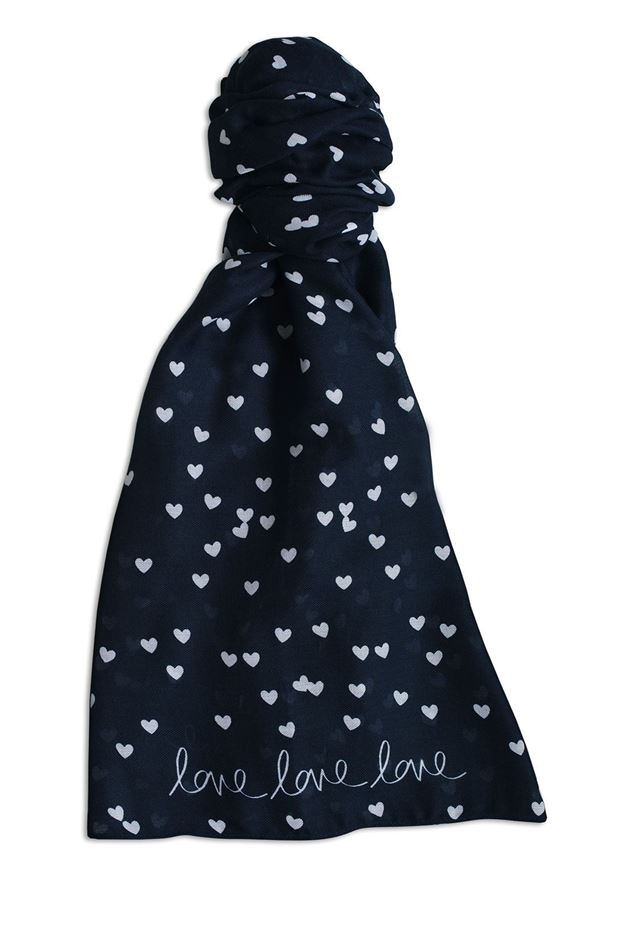 Picture of Katie Loxton 'Love Love Love' Sentiment Scarf