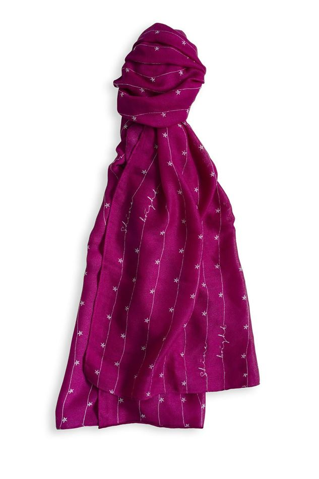 Picture of Katie Loxton 'Shine Bright' Sentiment Scarf