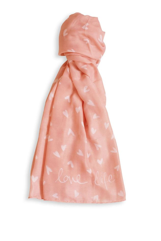 Picture of Katie Loxton 'Love Life'  Sentiment Scarf