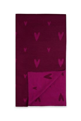 Picture of Katie Loxton 'Hearts' Blanket Scarf