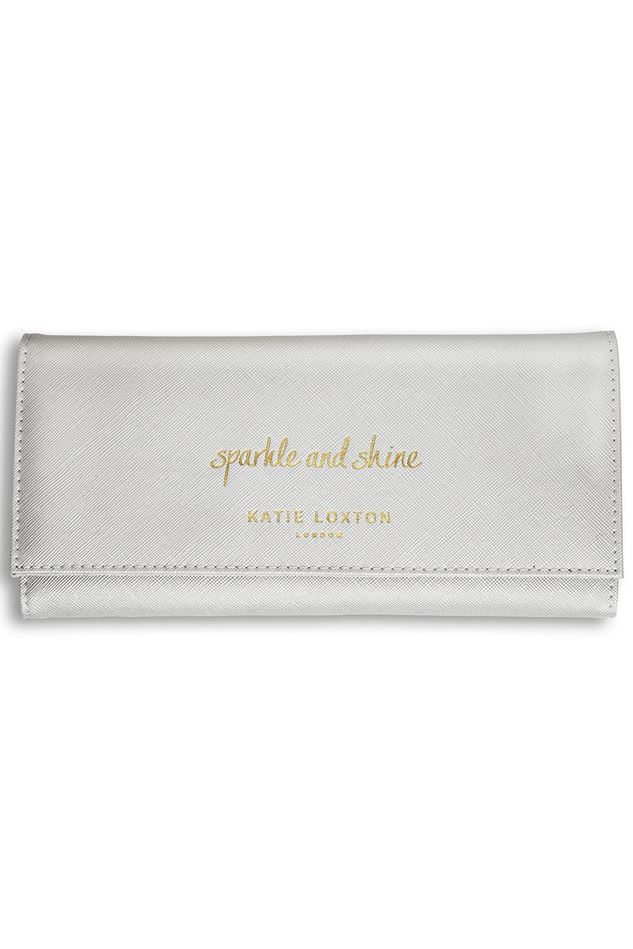 Picture of Katie Loxton  Sparkle And Shine Jewellery Roll