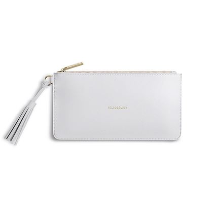 Picture of KATIE LOXTON FLORRIE TASSEL POUCH - HELLO LOVELY