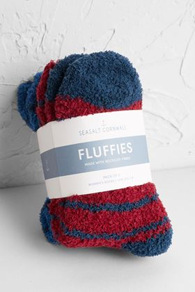 Picture of Seasalt Women's Fluffies Socks Pack of Two