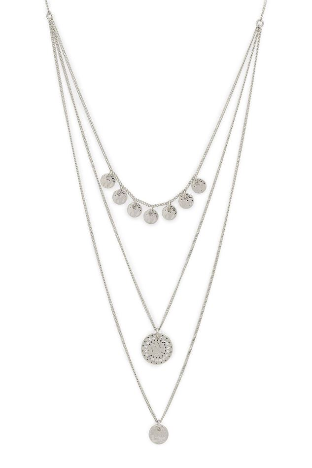 Picture of Pilgrim Arden Silver Plated Necklace