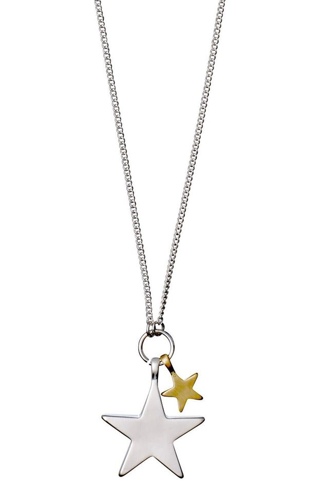 Picture of Pilgrim Ava Mix Metal Plated Necklace