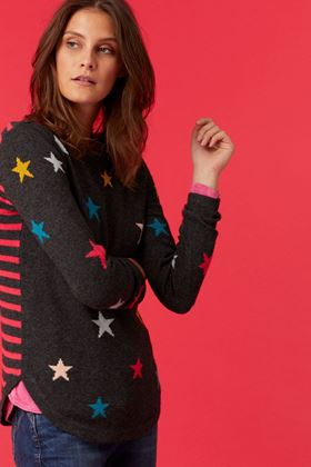 Picture of White Stuff Follow The Stars Jumper