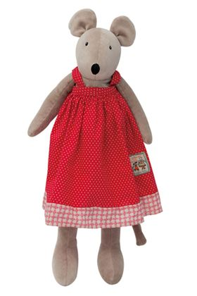 Picture of Moulin Roty La Grande Famille Little Nini Mouse
