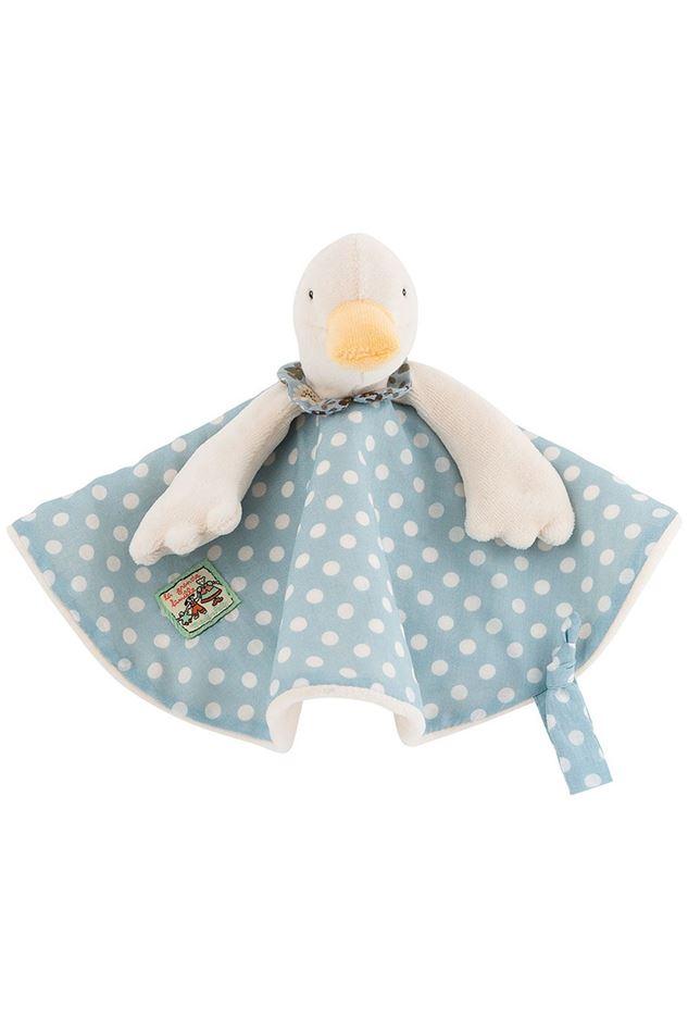 Picture of Moulin Roty La Grande Famille - Jeanne the Duck Comforter