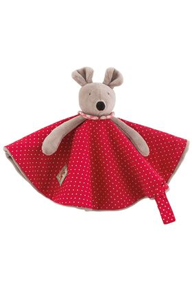 Picture of Moulin Roty La Grande Famille - Nini the Mouse Comforter