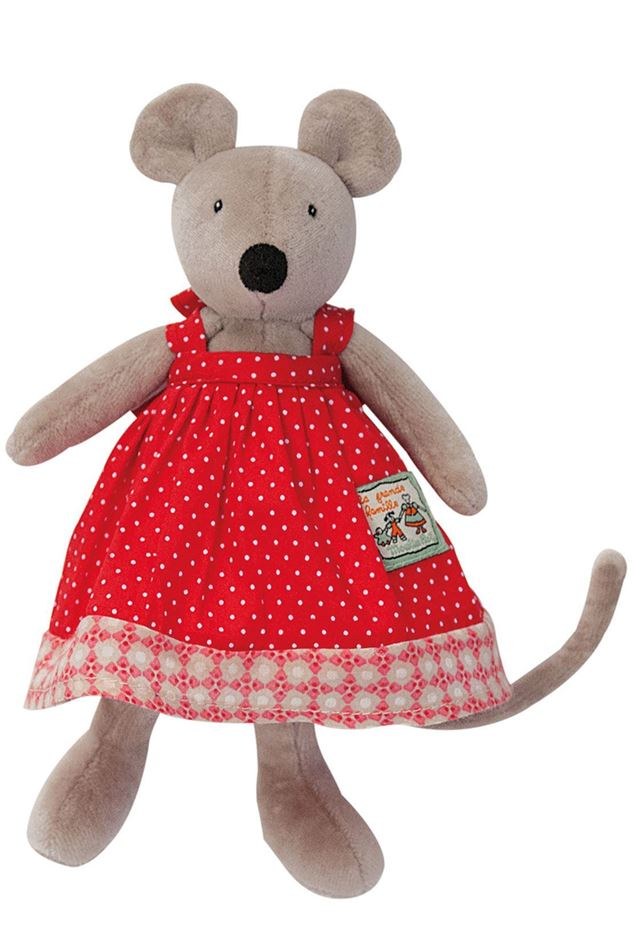 Picture of Moulin Roty La Grande Famille - Tiny Nini the Mouse