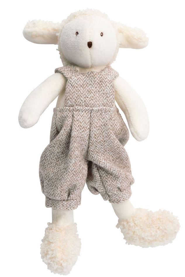 Picture of Moulin Roty La Grande Famille - Tiny Albert the Sheep